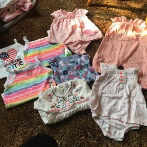6-9 month girls bundle